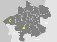 Karte Laufende Einsätze